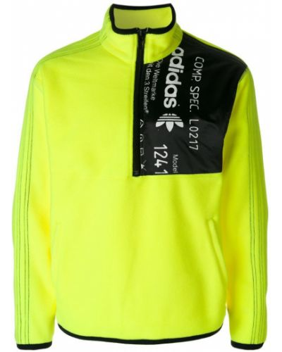 free shipping c243c e0319 Толстовка на молнии на флисе длинная Adidas Originals By Alexander Wang