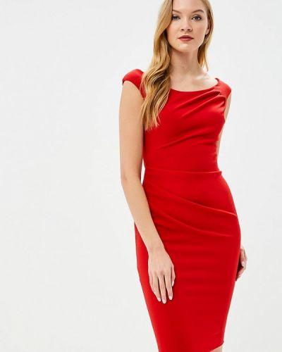 Платье красный City Goddess