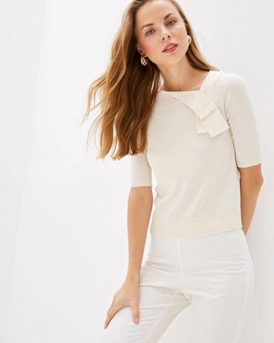 Блузка с длинным рукавом белая Max&co