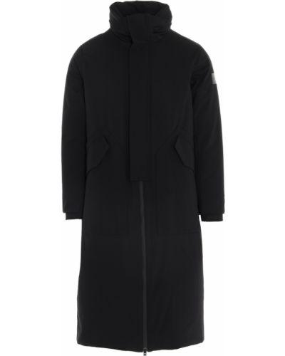 Czarny płaszcz Tatras