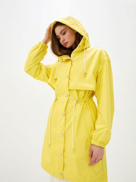 Плащ желтый весенний Karl Lagerfeld