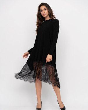 Платье - черное Magnet