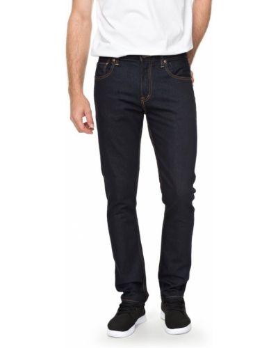 Синие прямые джинсы Quiksilver