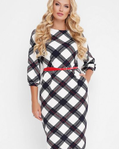 Платье с капюшоном Vlavi