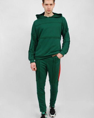 Зеленый спортивный костюм Sab