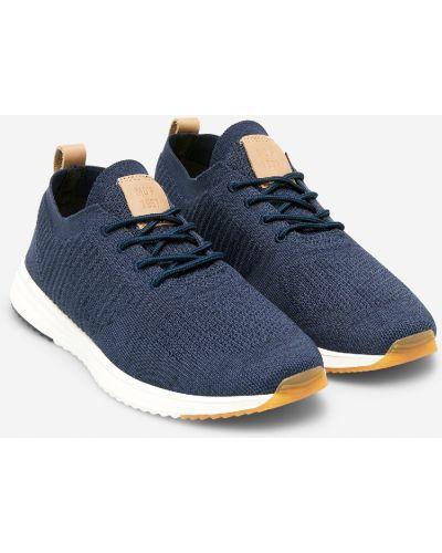 Синие кроссовки Marc O`polo