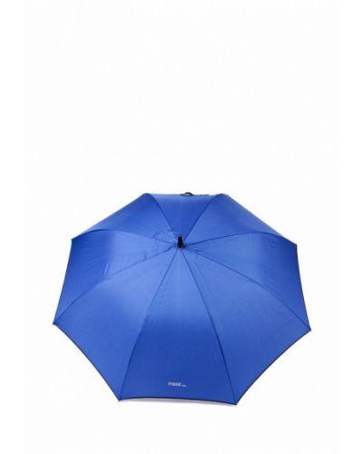 Зонт-трость синий Gf Ferre