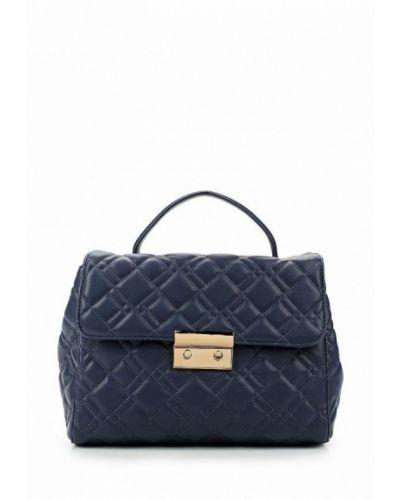 Синяя сумка Fabretti