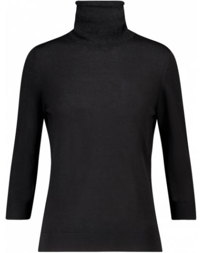 Черный шерстяной свитер Dorothee Schumacher
