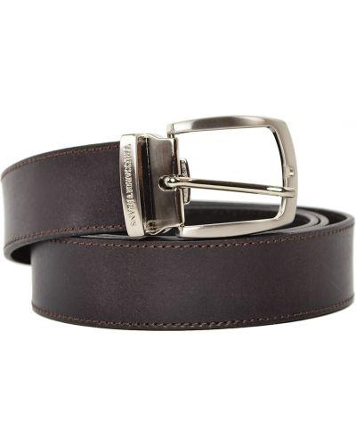 Ремень коричневый Trussardi Jeans