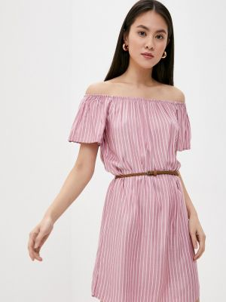 Городское розовое платье Urban Surface