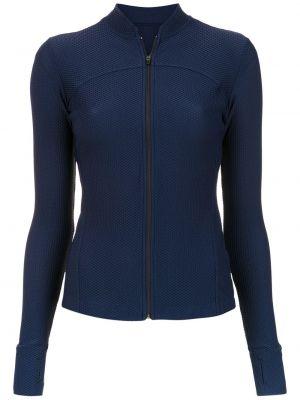 Прямая спортивная куртка на молнии круглая Track & Field