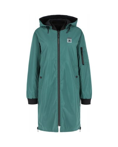 Куртка с капюшоном - зеленая Termit