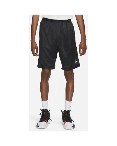 Баскетбольные трикотажные шорты утягивающие Nike