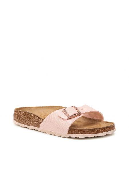 Sandały casual - różowe Birkenstock