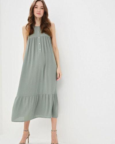 Платье зеленый Villagi