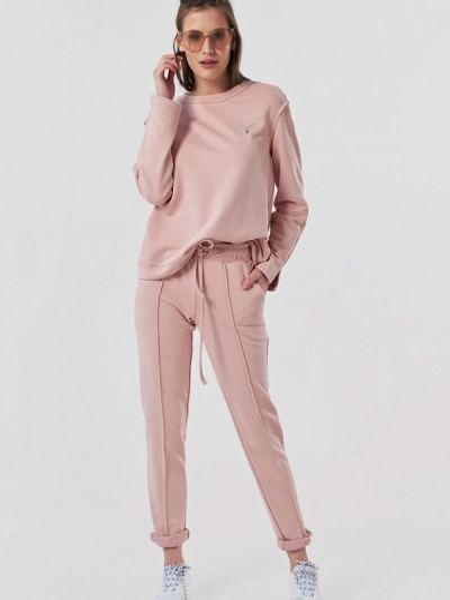 Спортивный костюм - розовый Fly