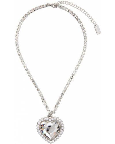 Серебряное ожерелье для полных Vetements