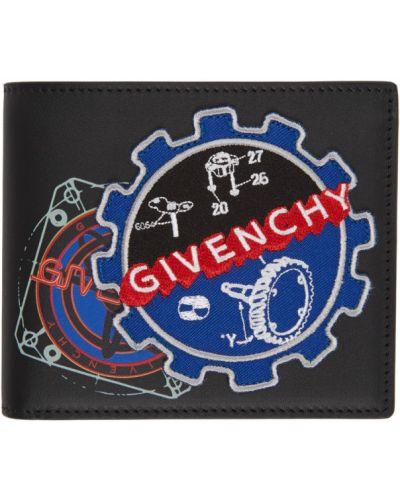 Portfel, czarny Givenchy