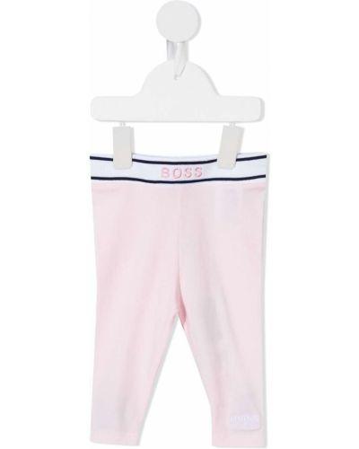 Legginsy - białe Boss Kidswear