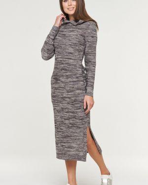 Шерстяное платье макси Vay