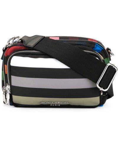 Сумка на плечо сумка-рюкзак в полоску Sonia Rykiel