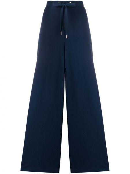Свободные брюки палаццо с карманами Fay