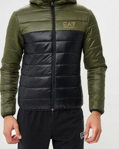 Зимняя куртка утепленная осенняя Ea7