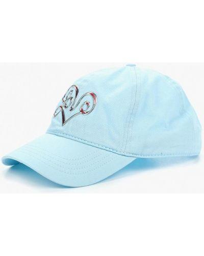 Голубая кепка Maxval
