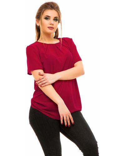 Блузка бордовый красная Lacywear