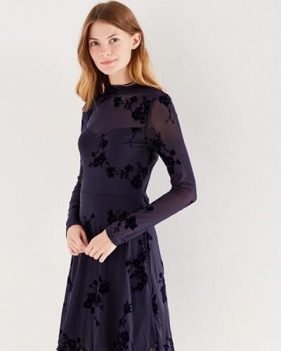 Платье осеннее платье-сарафан Only