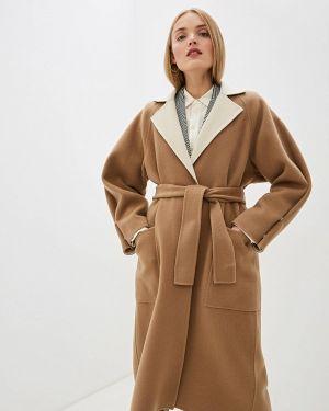 Пальто с капюшоном Barbara Bui