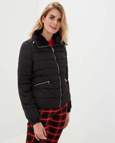 Куртка демисезонная черная Befree