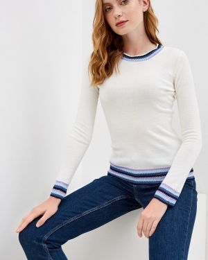 Белый свитер Mezzatorre