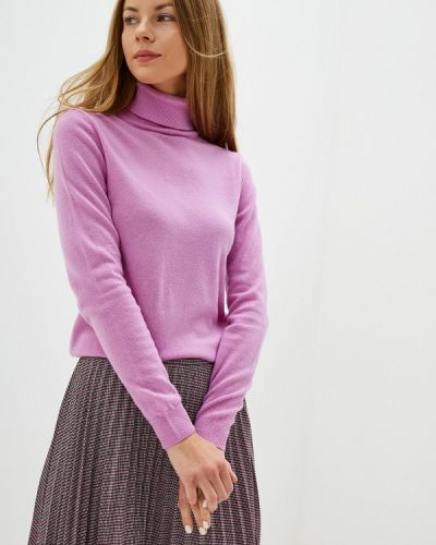 Водолазка розовый United Colors Of Benetton