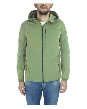 Zielona kurtka Duno
