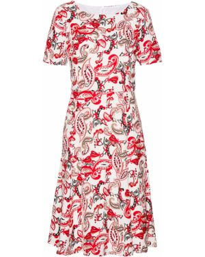 Платье мини миди на молнии Bonprix