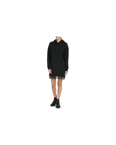 Джинсовое платье черное Calvin Klein Jeans