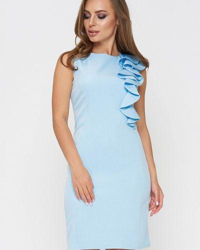 Асимметричное коктейльное платье Sellin