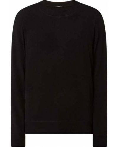 Czarna bluza bawełniana Denham