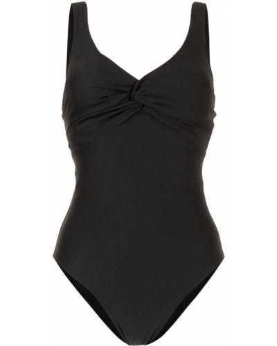 Пляжный купальник - черный Heidi Klein