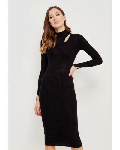 Черное платье осеннее River Island