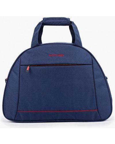 Дорожная сумка серая Wittchen
