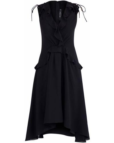 Платье миди со складками шелковое Etro