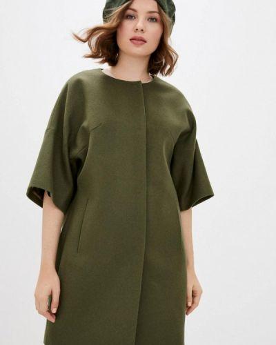 Зеленое пальто Florens