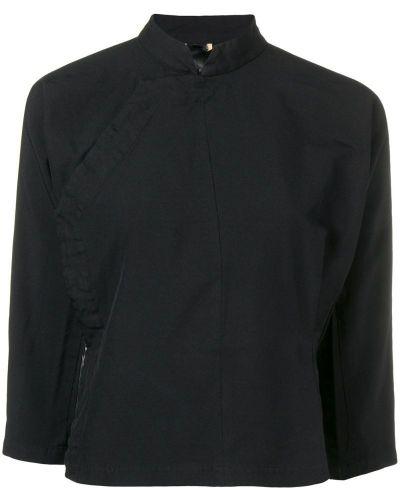 Рубашка с воротником-стойкой с запахом Comme Des Garçons Comme Des Garçons