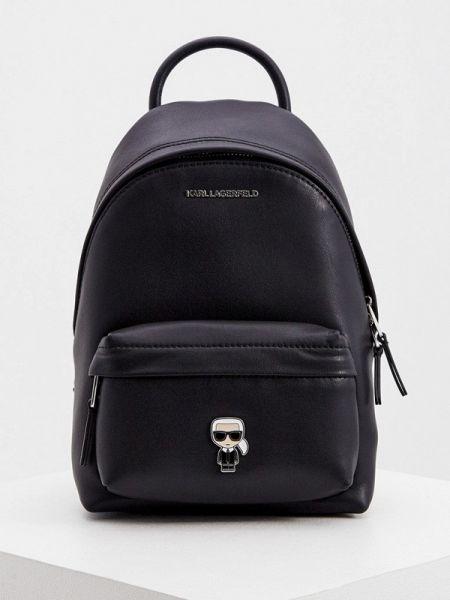 Рюкзак черный Karl Lagerfeld