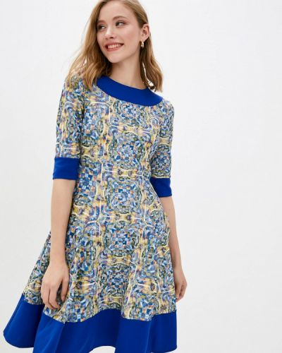 Прямое платье Vergans