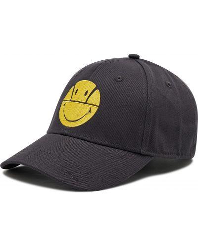 Szara czapka z daszkiem Ellesse
