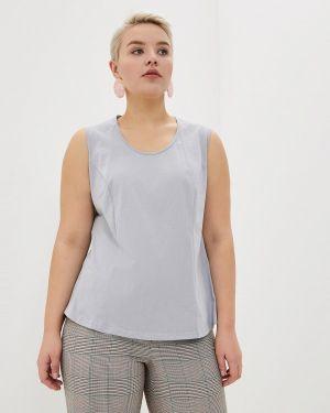 Топ - серый Darissa Fashion
